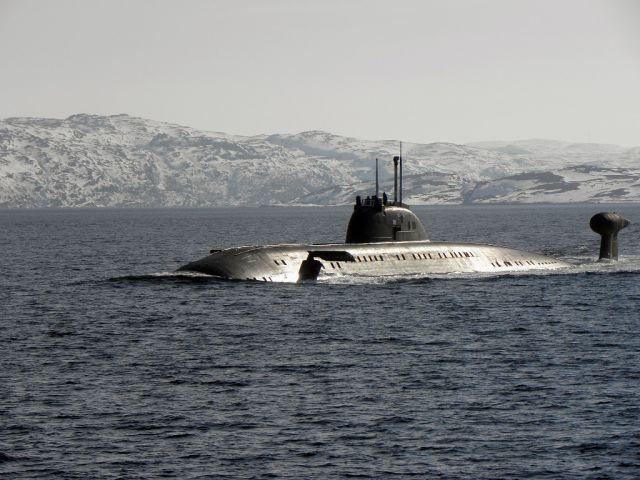 к-138 подводная лодка