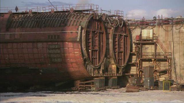 реактор подводной лодки мощность