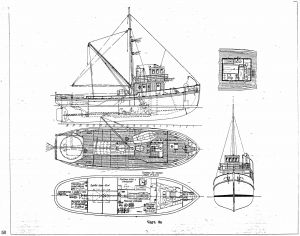 чертежи рыболовного флота