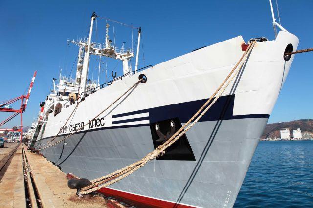 вакансии на рыболовное судно в крыму