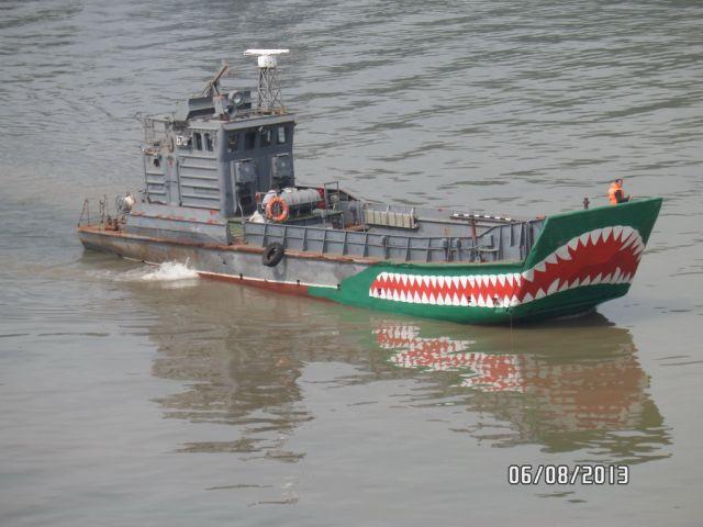 лодка серии акула