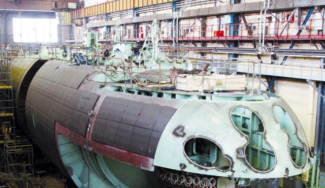подводная лодка типа новороссийске