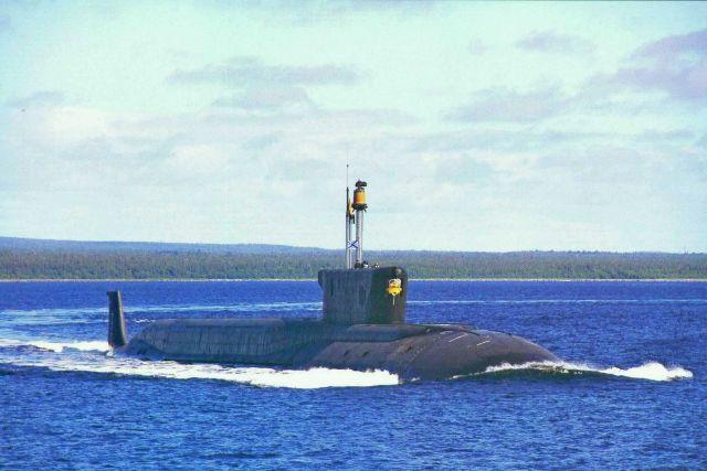 подводная лодка своими силами